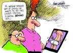 Mike Luckovich  Mike Luckovich's Editorial Cartoons 2013-07-24 Anthony