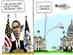 Mike Luckovich  Mike Luckovich's Editorial Cartoons 2013-09-04 policy