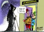 Mike Luckovich  Mike Luckovich's Editorial Cartoons 2013-09-17 assault rifle
