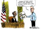 Mike Luckovich  Mike Luckovich's Editorial Cartoons 2013-10-11 house