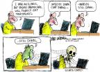 Mike Luckovich  Mike Luckovich's Editorial Cartoons 2013-10-18 policy