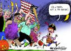 Mike Luckovich  Mike Luckovich's Editorial Cartoons 2013-10-22 government shutdown