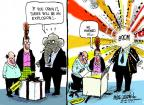 Mike Luckovich  Mike Luckovich's Editorial Cartoons 2013-12-05 boom boom