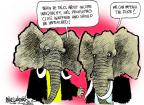 Mike Luckovich  Mike Luckovich's Editorial Cartoons 2013-12-08 economic