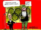 Mike Luckovich  Mike Luckovich's Editorial Cartoons 2013-12-20 show