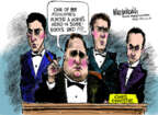 Mike Luckovich  Mike Luckovich's Editorial Cartoons 2014-01-10 state politician