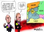 Mike Luckovich  Mike Luckovich's Editorial Cartoons 2014-03-19 Vladimir Putin