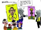 Mike Luckovich  Mike Luckovich's Editorial Cartoons 2014-04-02 dictator