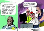 Mike Luckovich  Mike Luckovich's Editorial Cartoons 2014-04-17 1970s