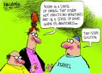 Mike Luckovich  Mike Luckovich's Editorial Cartoons 2014-05-04 Gaza