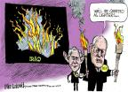Mike Luckovich  Mike Luckovich's Editorial Cartoons 2014-06-13 conflict