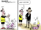 Mike Luckovich  Mike Luckovich's Editorial Cartoons 2014-06-17 conflict