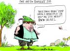 Mike Luckovich  Mike Luckovich's Editorial Cartoons 2014-06-20 Jack and the Beanstalk