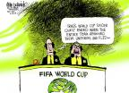 Mike Luckovich  Mike Luckovich's Editorial Cartoons 2014-06-25 conflict