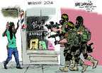 Mike Luckovich  Mike Luckovich's Editorial Cartoons 2014-08-15 show