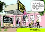 Mike Luckovich  Mike Luckovich's Editorial Cartoons 2015-04-10 retirement