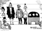 Mike Luckovich  Mike Luckovich's Editorial Cartoons 2005-09-30 corruption