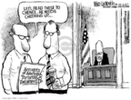 Mike Luckovich  Mike Luckovich's Editorial Cartoons 2005-10-28 testimony