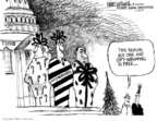 Mike Luckovich  Mike Luckovich's Editorial Cartoons 2005-11-30 corruption