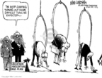 Mike Luckovich  Mike Luckovich's Editorial Cartoons 2006-01-19 jump through hoops