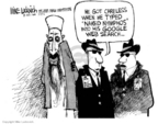 Mike Luckovich  Mike Luckovich's Editorial Cartoons 2006-01-27 apprehend