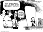 Mike Luckovich  Mike Luckovich's Editorial Cartoons 2006-02-10 Constitution