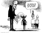Mike Luckovich  Mike Luckovich's Editorial Cartoons 2006-03-30 judgment
