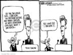 Mike Luckovich  Mike Luckovich's Editorial Cartoons 2006-04-27 spokesperson