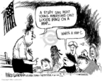 Mike Luckovich  Mike Luckovich's Editorial Cartoons 2006-05-03 Iraq