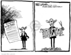 Mike Luckovich  Mike Luckovich's Editorial Cartoons 2006-05-19 Constitution