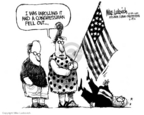Mike Luckovich  Mike Luckovich's Editorial Cartoons 2006-06-29 freedom of speech