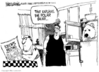 Mike Luckovich  Mike Luckovich's Editorial Cartoons 2006-08-04 rights
