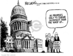 Mike Luckovich  Mike Luckovich's Editorial Cartoons 2006-09-20 hill