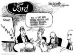 Mike Luckovich  Mike Luckovich's Editorial Cartoons 2007-01-26 Ford