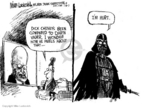 Mike Luckovich  Mike Luckovich's Editorial Cartoons 2007-01-30 Darth Vader