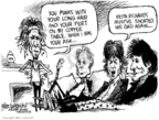 Mike Luckovich  Mike Luckovich's Editorial Cartoons 2007-04-06 remain
