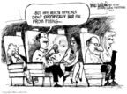 Mike Luckovich  Mike Luckovich's Editorial Cartoons 2007-06-05 infectious disease