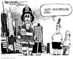 Mike Luckovich  Mike Luckovich's Editorial Cartoons 2007-09-04 attack