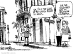 Mike Luckovich  Mike Luckovich's Editorial Cartoons 2007-10-26 Hurricane Katrina