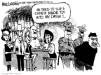 Mike Luckovich  Mike Luckovich's Editorial Cartoons 2007-11-09 rape