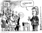 Mike Luckovich  Mike Luckovich's Editorial Cartoons 2007-11-15 focus