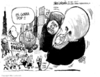 Mike Luckovich  Mike Luckovich's Editorial Cartoons 2007-11-20 Rudy Giuliani