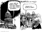 Mike Luckovich  Mike Luckovich's Editorial Cartoons 2007-11-28 house