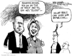Mike Luckovich  Mike Luckovich's Editorial Cartoons 2008-04-17 attack