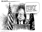 Mike Luckovich  Mike Luckovich's Editorial Cartoons 2008-06-12 John McCain