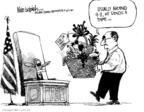 Mike Luckovich  Mike Luckovich's Editorial Cartoons 2008-09-11 house