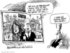 Mike Luckovich  Mike Luckovich's Editorial Cartoons 2008-10-13 John McCain
