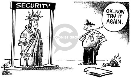 Security.  Ok � Now try it again.