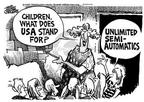 Mike Peters  Mike Peters' Editorial Cartoons 2000-02-14 control