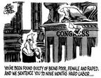 Mike Peters  Mike Peters' Editorial Cartoons 1988-04-08 rape